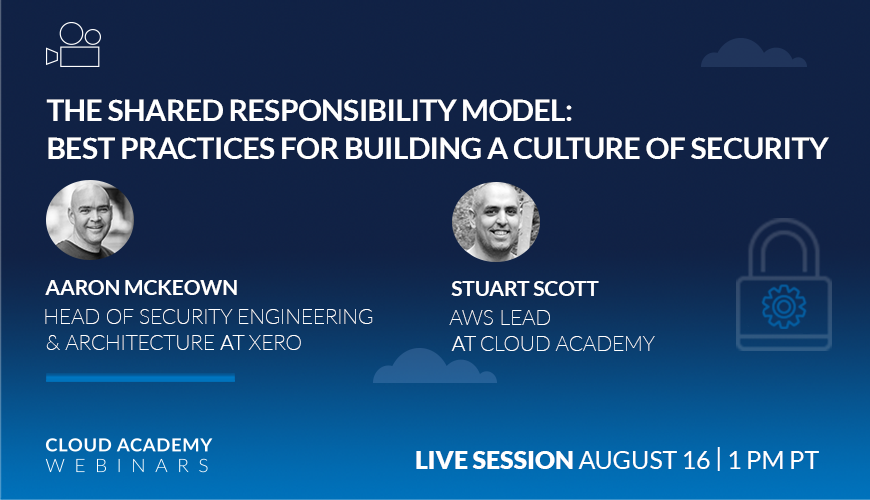 The Shared Responsibility Model: Best Practices for Building a Culture of Security