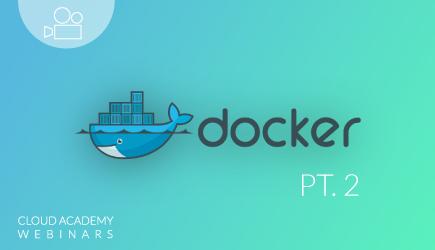 Docker Webinar Series: From Dev to Production