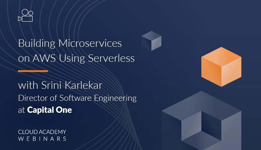 Building Microservices on AWS using Serverless Framework