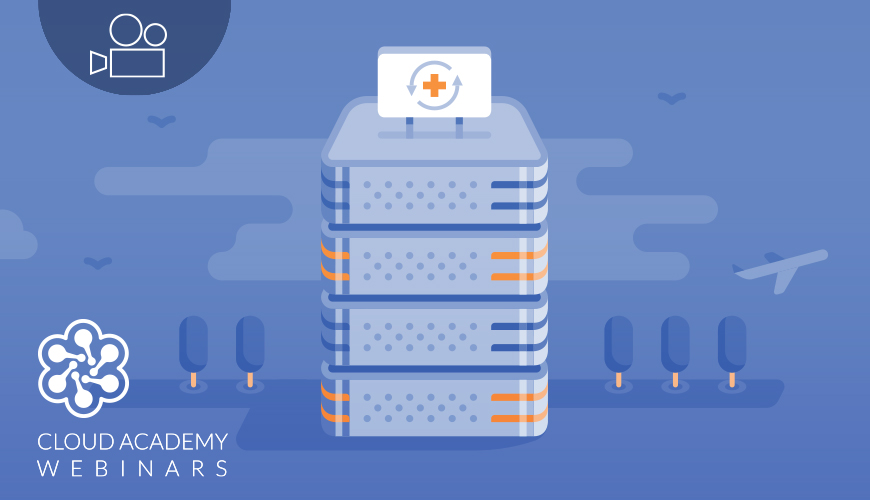 Data backup and Disaster recovery with AWS